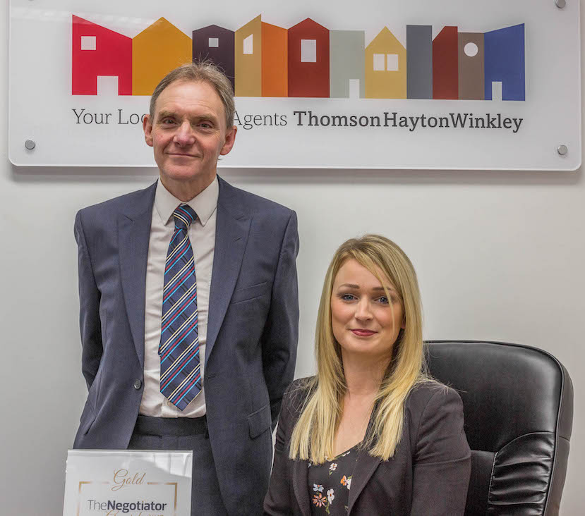 Graham and Emma, Thomson Hayton Winkley