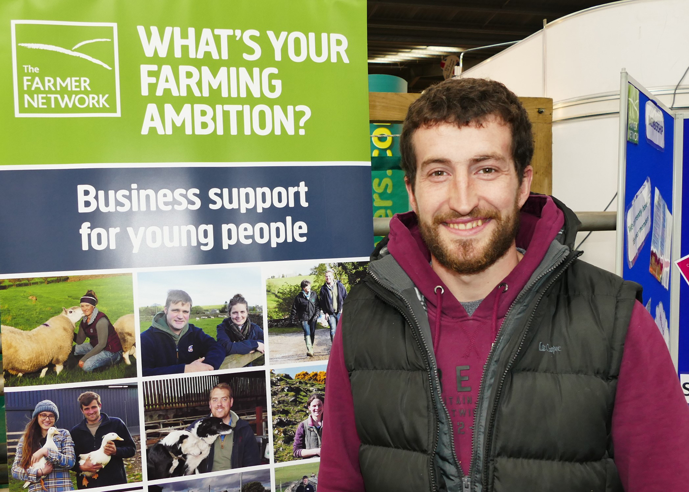 Martin Holliday Farming Ambition Programme