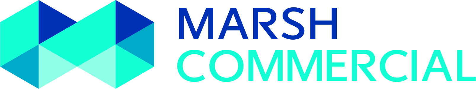 Marsh Commercial Logo CMYK